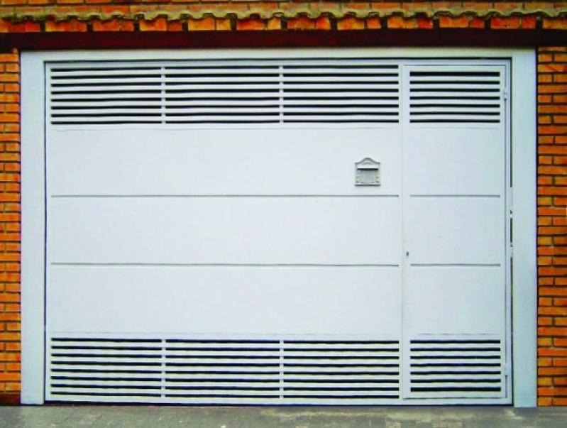 Empresa de Portão Automático Basculante para Orçar Vila Clementino - Empresa de Portão Automático Aço Galvanizado