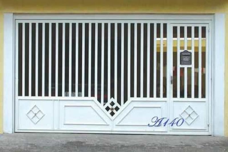 Empresa de Portão Automático Basculante Parque São Domingos - Empresa de Portão Automático de Ferro