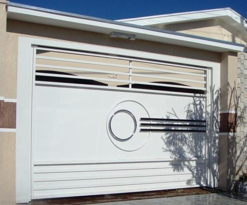 Empresa de Portão Automático de Correr Santo André - Empresa de Portão Automático de Garagem