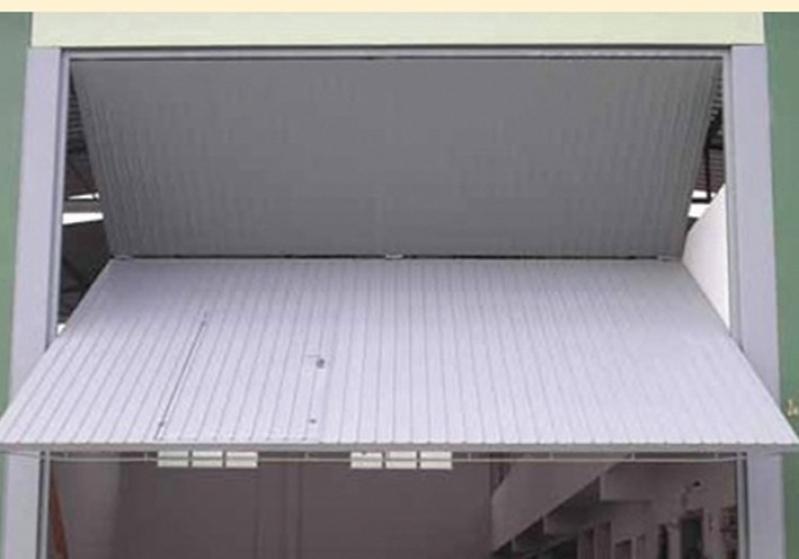 Empresa de Portão Automático Industrial para Orçar Centro - Empresa de Portão Automático Aço Galvanizado