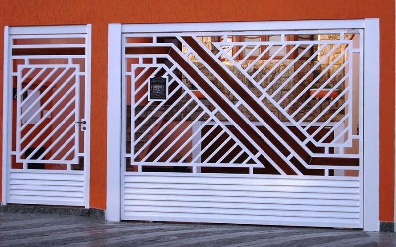 Empresa de Portão Automático para Condomínio para Orçar Vila Mazzei - Empresa de Portão Automático para Garagem