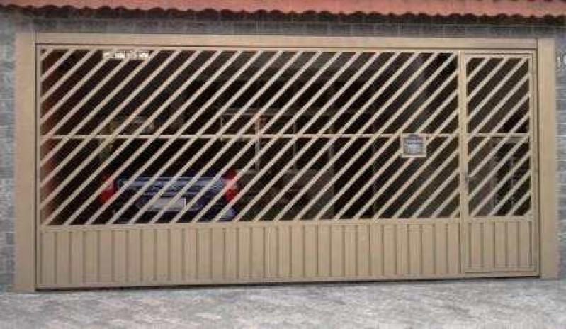 Empresas de Portão Automático Aço Galvanizado Santo André - Empresa de Portão Automático de Aço