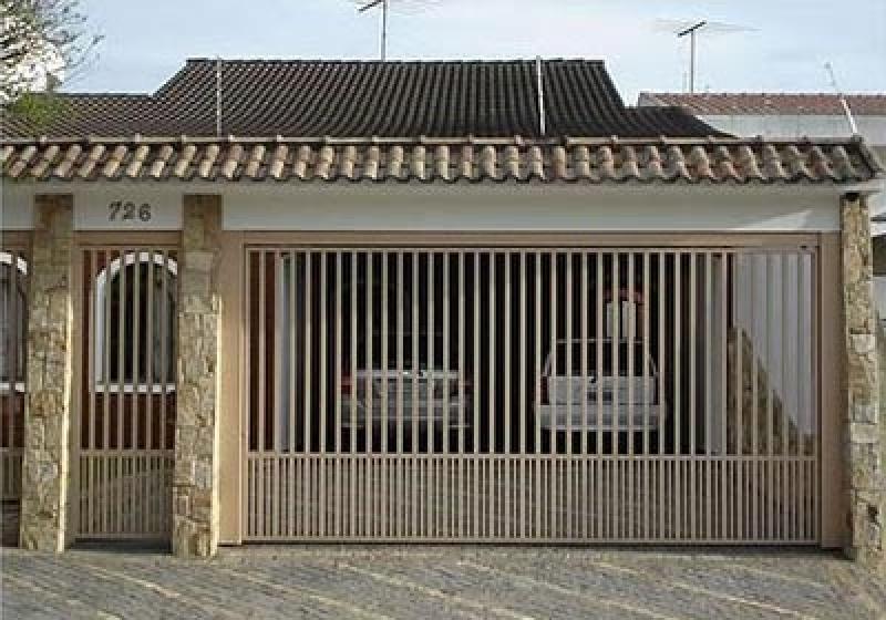 Fábrica de Portão de Correr São Domingos - Fábrica de Portão para Indústria