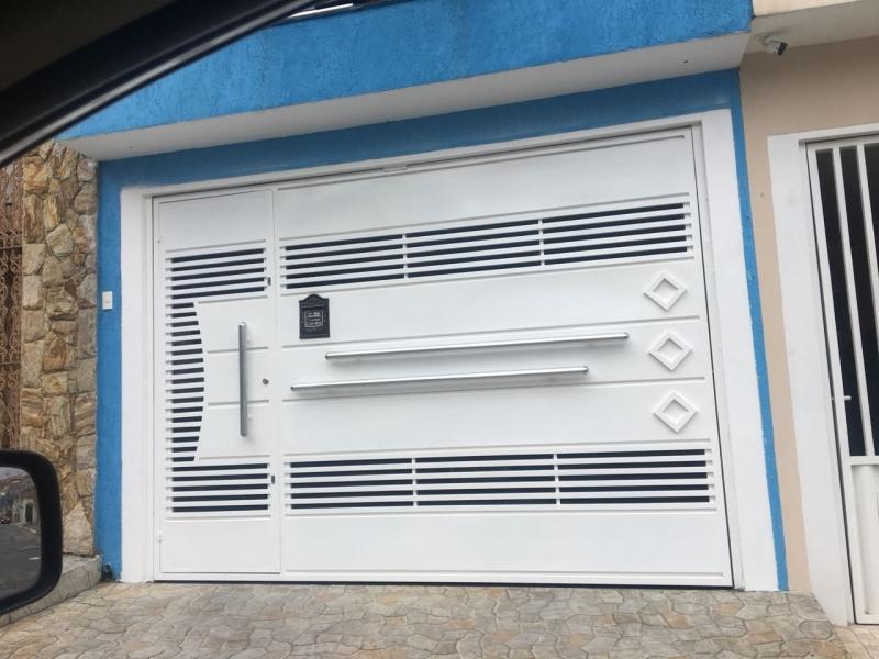 Fábrica de Portão Arujá - Fábrica de Portão para Indústria