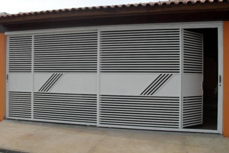 Fábricas de Portão de Duas Folhas Caieiras - Fábrica de Portão para Indústria