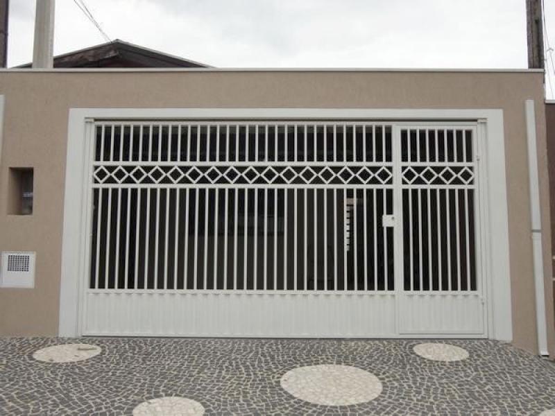 Instalação de Portão Automático de Ferro Jardim América - Automatização de Portão