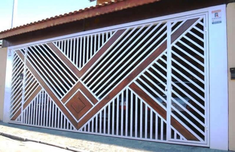 Instalação de Portão Eletrônico de Garagem Tucuruvi - Portão Eletrônico Basculante