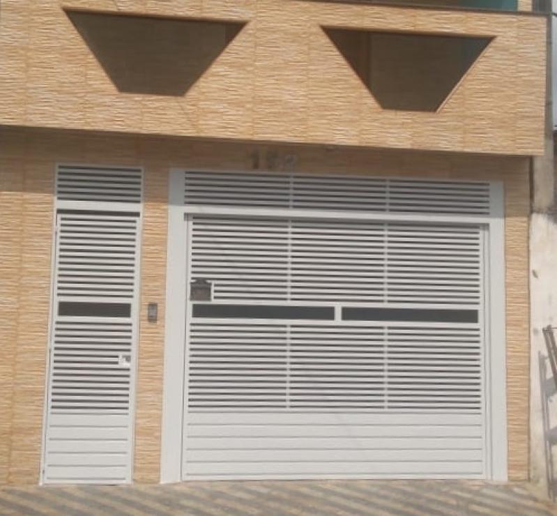 Manutenção de Portão Articulado Lateral Vila Curuçá - Portão Articulado Horizontal