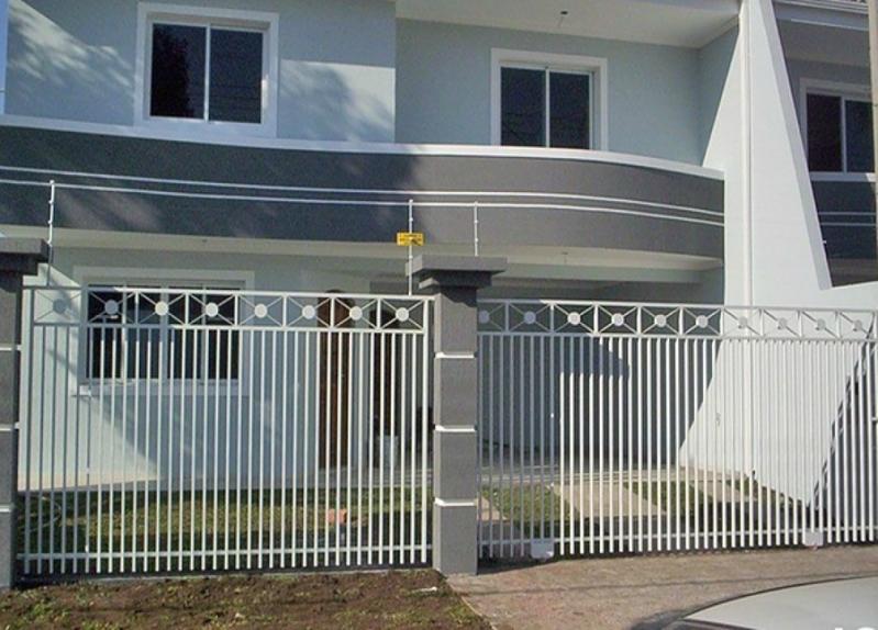 Manutenção de Portão Eletrônico de Correr Higienópolis - Portão Eletrônico Duas Folhas de Abrir