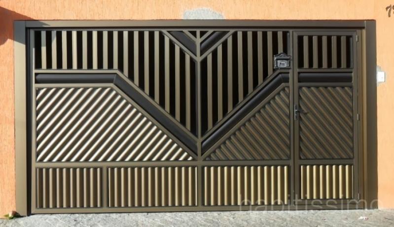Manutenção de Portão Eletrônico Galvanizado Vila Esperança - Portão Eletrônico Peccinnin