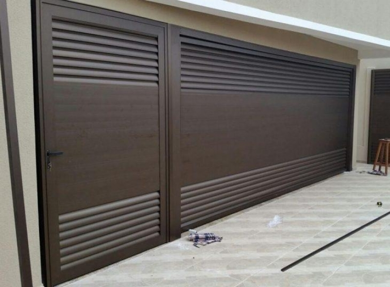 Manutenção de Portão Eletrônico para Garagem Cachoeirinha - Portão Eletrônico Duas Folhas de Abrir