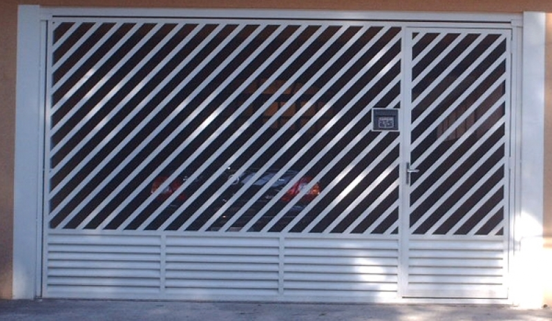 Manutenção de Portão Eletrônico Peccinnin Itapecerica da Serra - Portão Eletrônico Basculante