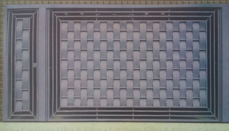 Manutenção de Portão Eletrônico Ppa Jardim Guedala - Portão Eletrônico Basculante