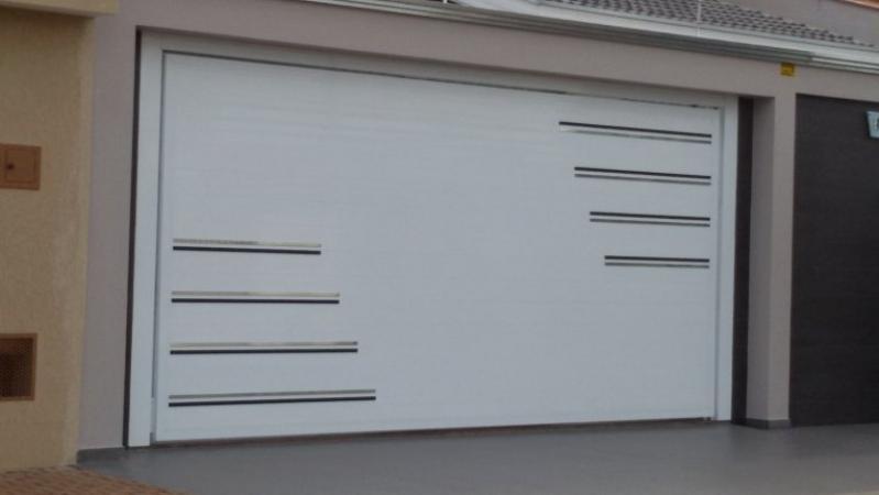 Onde Comprar Portão Basculante de Garagem Guaianases - Comprar Portão Basculante Dobrável