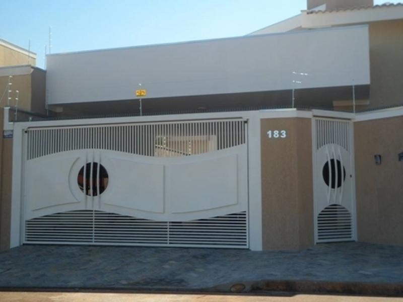 Onde Encontrar Empresa de Portão Automático Ferro Galvanizado Santana - Empresa de Portão Automático Aço Galvanizado