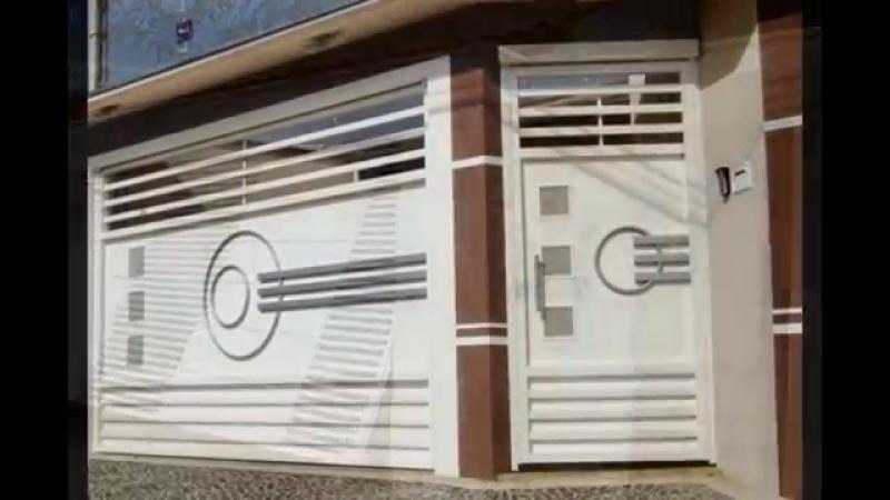 Onde Encontro Empresa de Portão Automático Residencial Taboão da Serra - Empresa de Portão Automático de Ferro