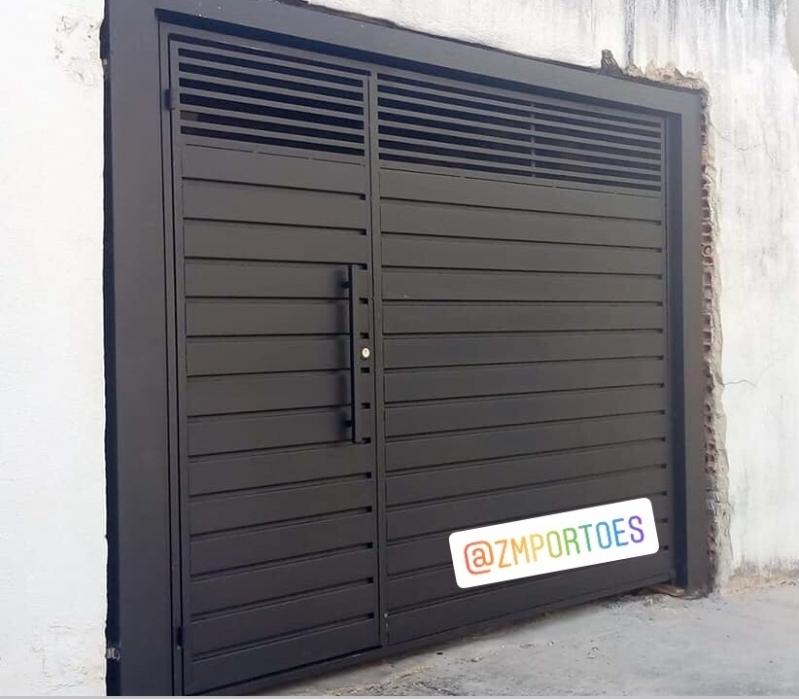 Onde Tem Fábrica de Portão Automático Casa Verde - Fábrica de Portão para Indústria