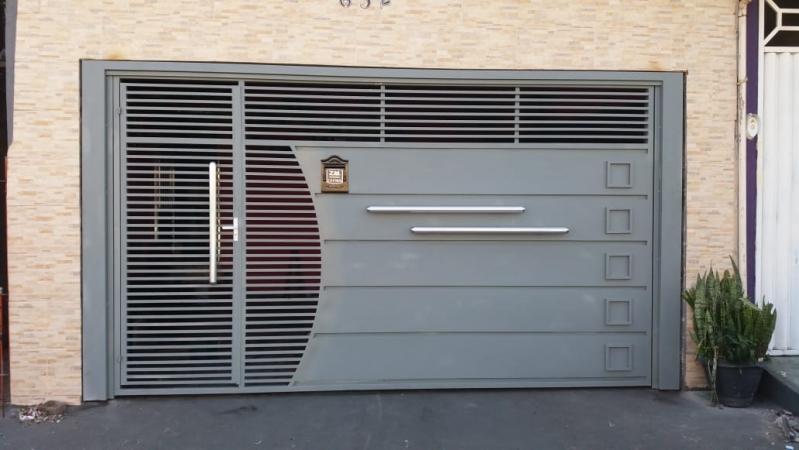 Onde Tem Fábrica de Portão Basculante Guaianases - Fábrica de Portão para Indústria