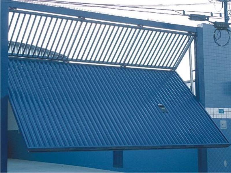 Onde Tem Fábrica de Portão para Indústria Jardim São Luiz - Fábrica de Portão para Indústria