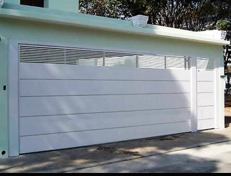 Portão Basculante Articulado Jardim Sapopemba - Portão Basculante Articulado