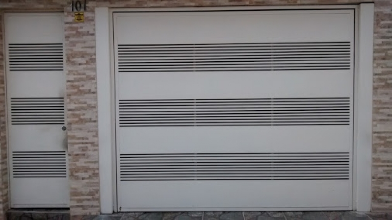 Portão Eletrônico de Garagem Preço Jardim Bonfiglioli - Portão Eletrônico Basculante