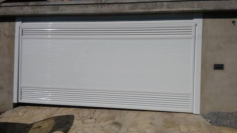 Portão Eletrônico Duas Folhas de Abrir Casa Verde - Portão Eletrônico de Garagem