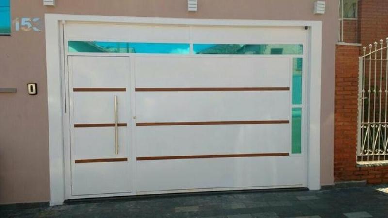 Portão Eletrônico para Garagem Cursino - Portão Eletrônico de Braço