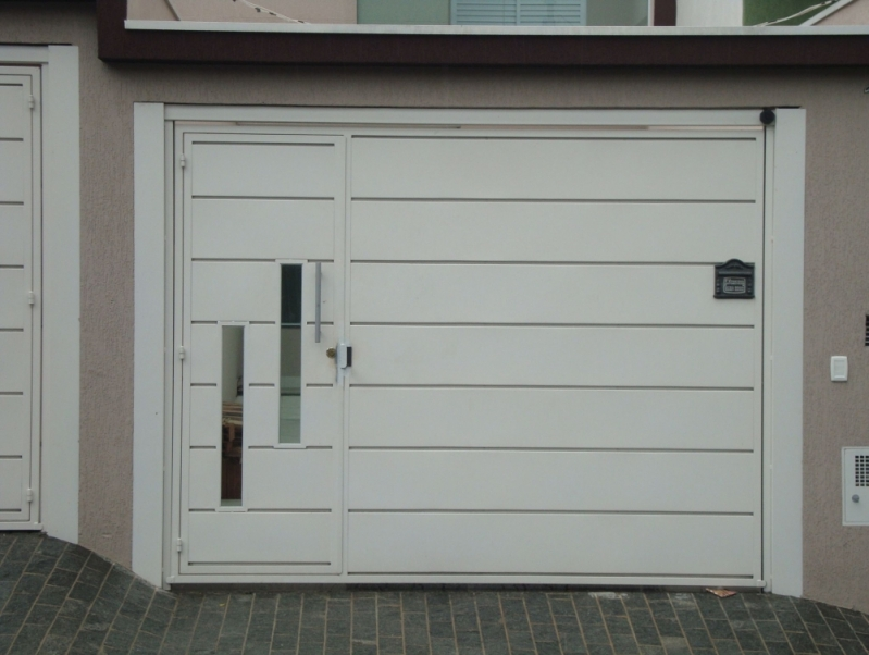 Portão Eletrônico Peccinnin Jardim Independência - Portão Eletrônico de Garagem