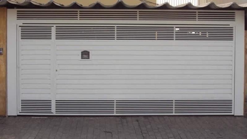 Portão Eletrônico Ppa Preço Butantã - Portão Eletrônico de Correr Duplo
