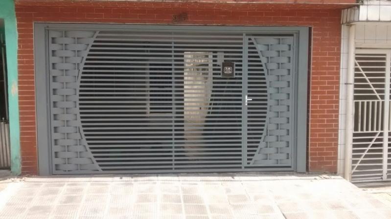 Procuro Fábrica de Portão Basculante Vila Guarani - Fábrica de Portão para Indústria