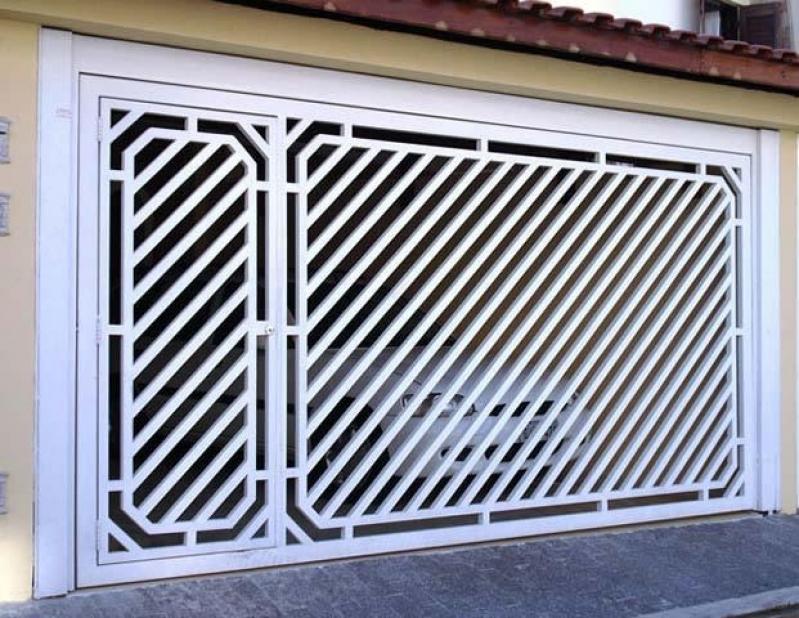 Procuro Fábrica de Portão de Correr Ibirapuera - Fábrica de Portão para Indústria
