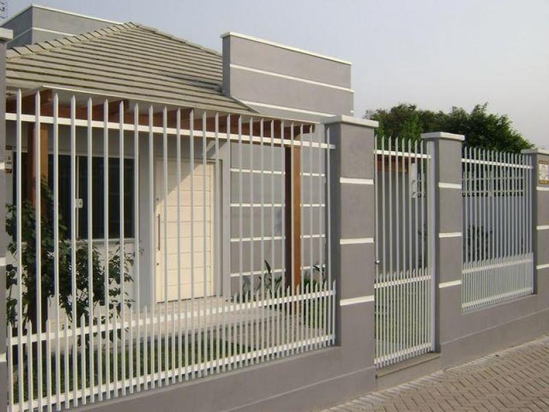 Procuro Fábrica de Portão para Indústria Rio Grande da Serra - Fábrica de Portão para Indústria