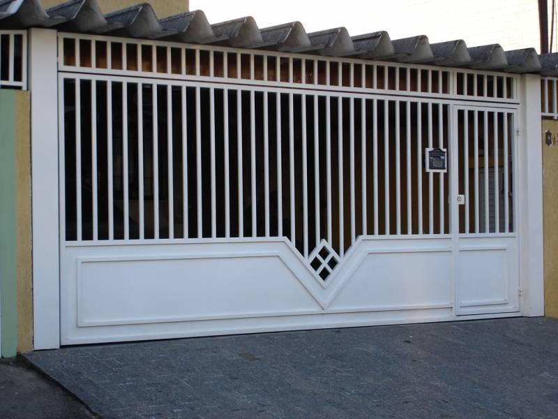 Quero Comprar Portão Basculante com Porta Jockey Club - Comprar Portão Basculante Articulado
