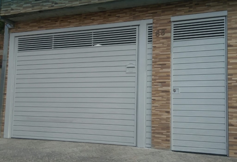 Quero Comprar Portão Basculante de Garagem Consolação - Comprar Portão Basculante Dobrável