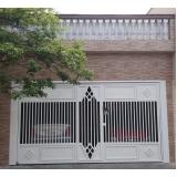 automatização de portão basculante Vila Guilherme