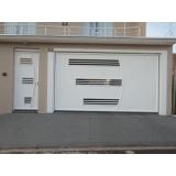 comprar portão automático com abertura melhor preço Parque Santa Madalena