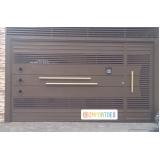 comprar portão automático para condomínio melhor preço Barra Funda
