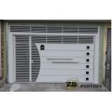comprar portão automático residencial melhor preço Pedreira