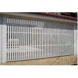 comprar portões articulados garagem Jardim Adhemar de Barros
