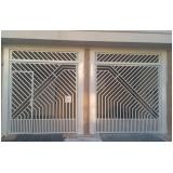 comprar portões automáticos abertura lateral Vargem Grande Paulista