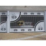 comprar portões automáticos branco Vila Primavera