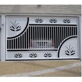 empresa de portão automático de aço Suzano