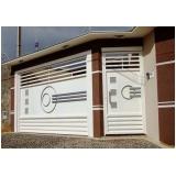 empresa de portão automático para condomínio Sumaré