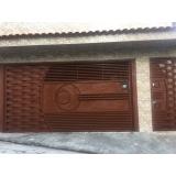 empresa de portão automático para garagem para orçar Parque São Domingos