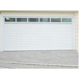 empresa para comprar portão articulado para garagem Brooklin