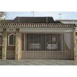 fábrica de portão de correr Mooca