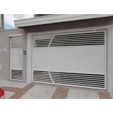 fabricante de portão automático para garagem