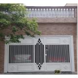 fábricas de portão basculante Franco da Rocha