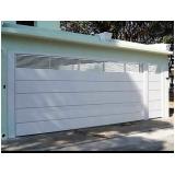 fábrica de portão para garagem automático
