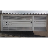 instalação de portão automático de correr Vila Gustavo
